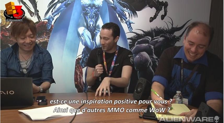 【海外】新生FFXIV 吉田プロデューサーインタビュー。新ジョブ忍者のデザインはFFVI「シャドウ」がベースに