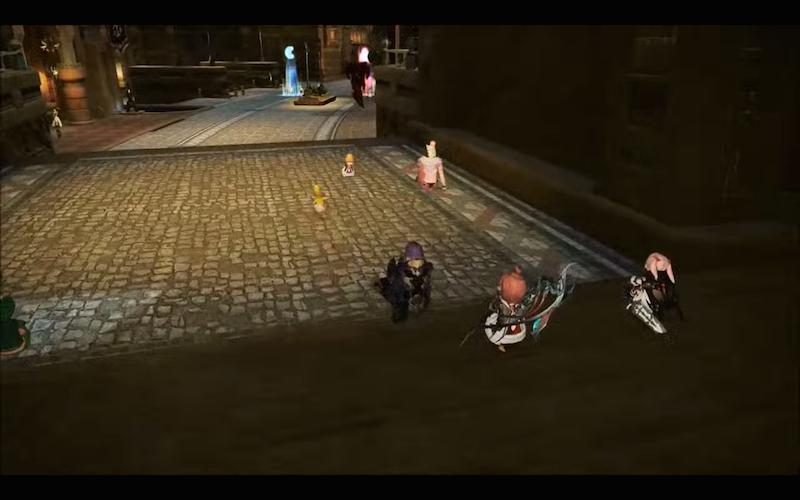 新生FFXIV マリオカートごっこができるバグが発見される