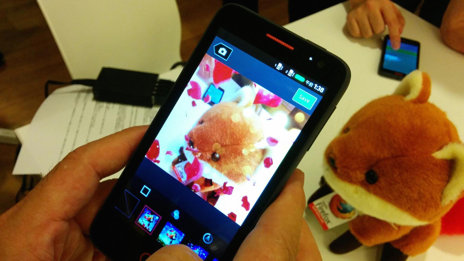 おひさしぶりです、火狐です。関東Firefox OS勉強会 7thに参加しました #fxos