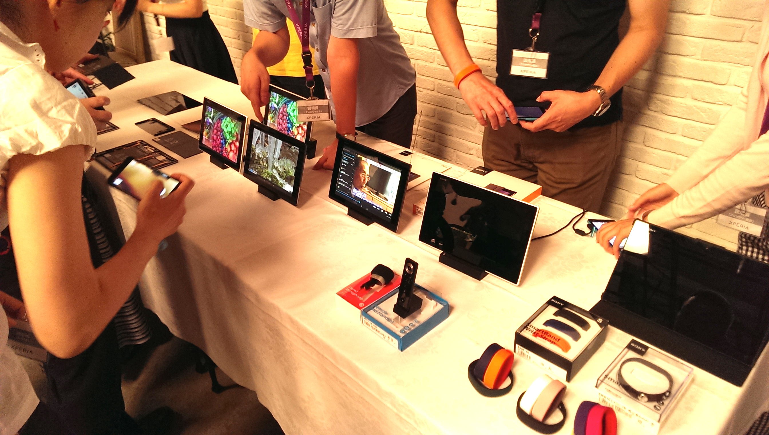 「Xperia™ Z2 Tabletタッチ&トライ」アンバサダー ミーティング Vol.4に参加しました #Xperiaアンバサダー