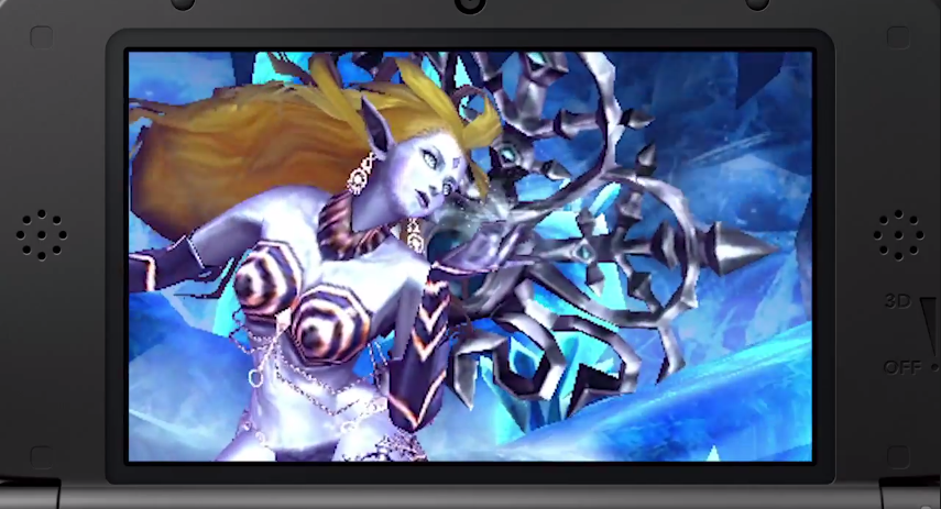Nintendo 3DS Direct『FINAL FANTASY EXPLORERS』紹介映像