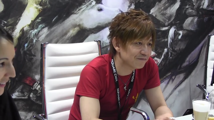 【海外】Gamescom 2014 新生FFXIV吉田プロデューサーインタビュー動画(GAME.co.uk)