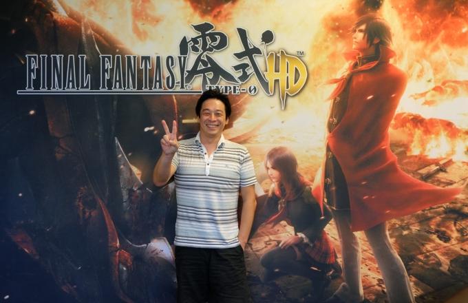 【海外】FF零式HD 田端ディレクターインタビュー