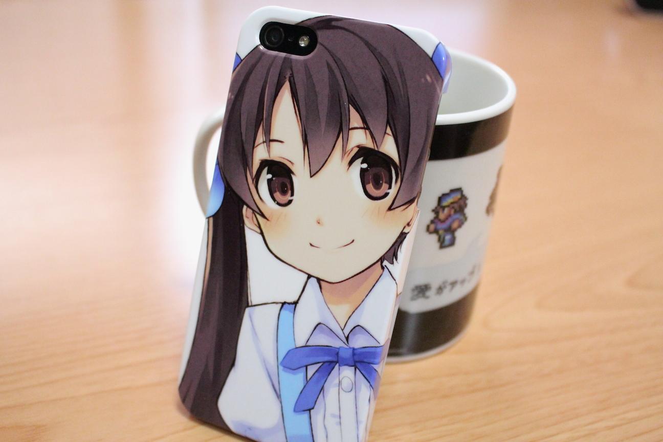 SUZURIオフィシャルショップに「みくも屋」オープン。さっそくあんずちゃんのiPhoneケースを買ってみた