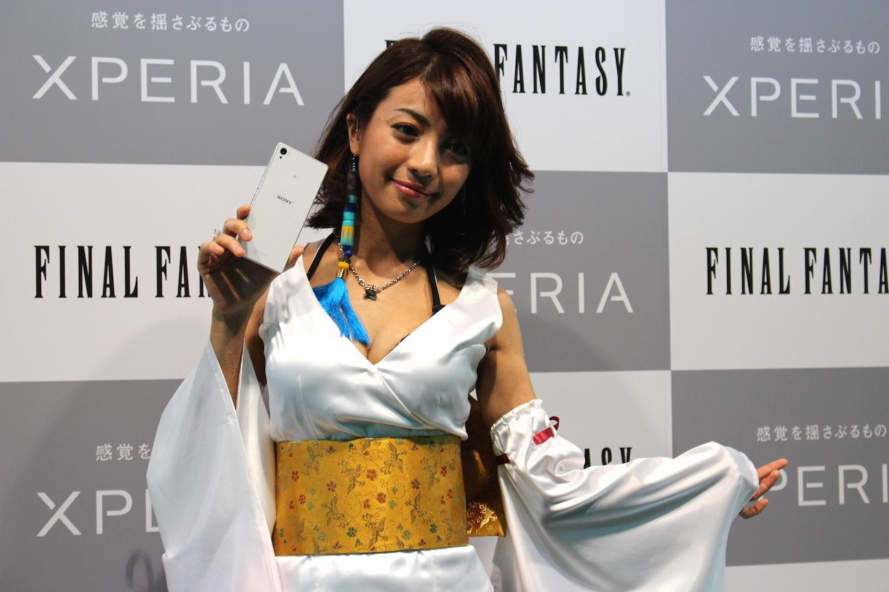 東京ゲームショウ2014 コンパニオンさん写真まとめ3 #TGS2014