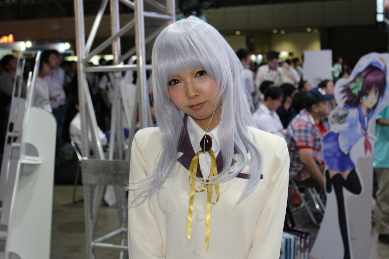 東京ゲームショウ2014 コンパニオンさん写真まとめ5 #TGS2014