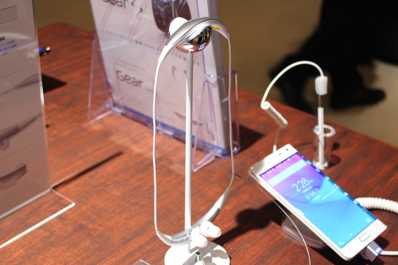 ウェアラブルの新しいかたち。ネックレス型Bluetoothヘッドセット「Gear Circle」を触ってきた #GALAXYアンバサダー