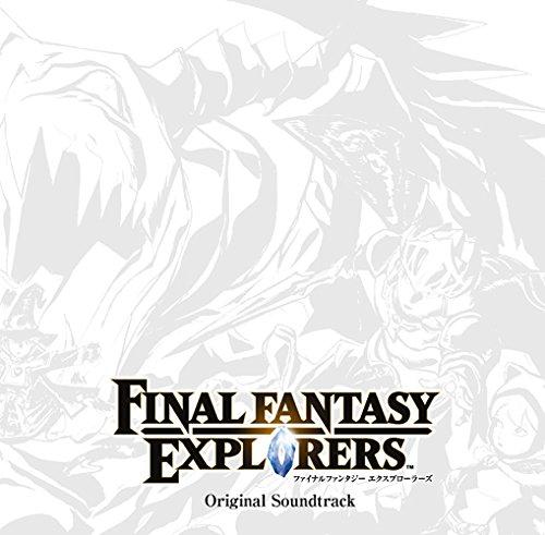 FFエクスプローラーズ サントラ、12月17日に発売