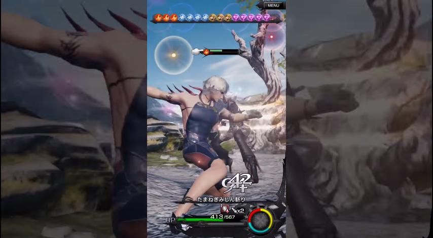 Unity 5の紹介動画に『メビウスファイナルファンタジー』