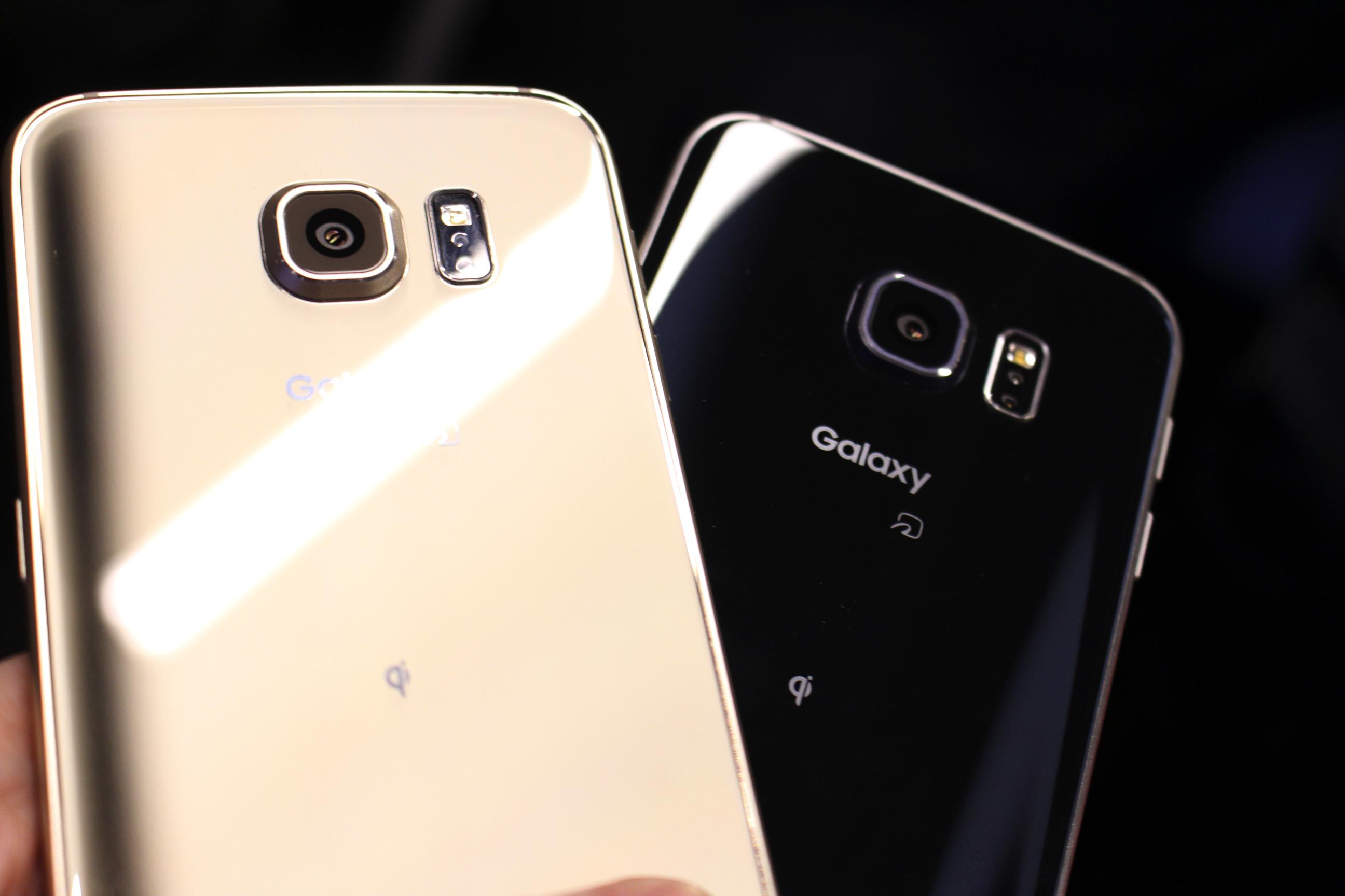 『All New Galaxy』タッチ&トライイベントですべてが一新されたGalaxy S6/S6 edgeに触れてきました