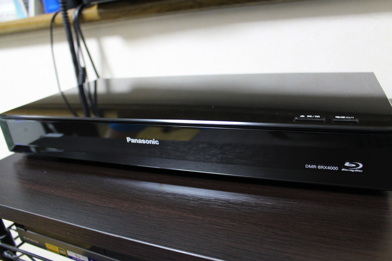 パナソニック全録BDレコーダーの最新型『DIGA DMR-BRX4000』を試す