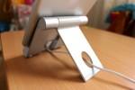 縦置きでも充電しながら使えるスマホ&タブレットスタンド『TaoTronics  TT-HS06』レビュー