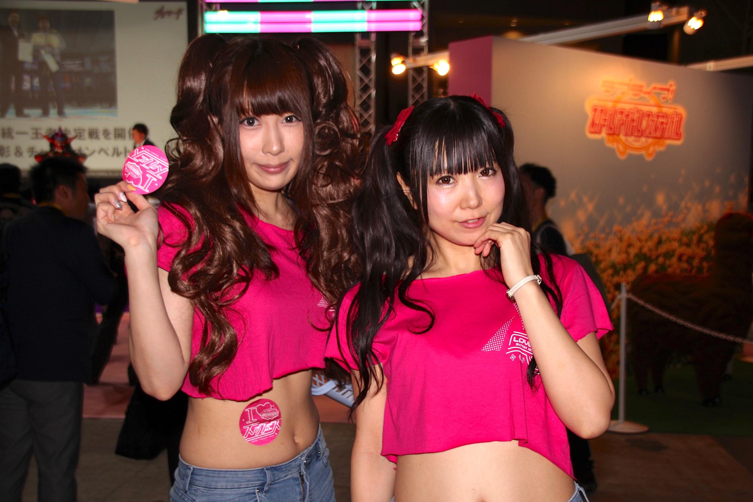 東京ゲームショウ2015 コンパニオンさん写真まとめ(ブシロード) #TGS2015