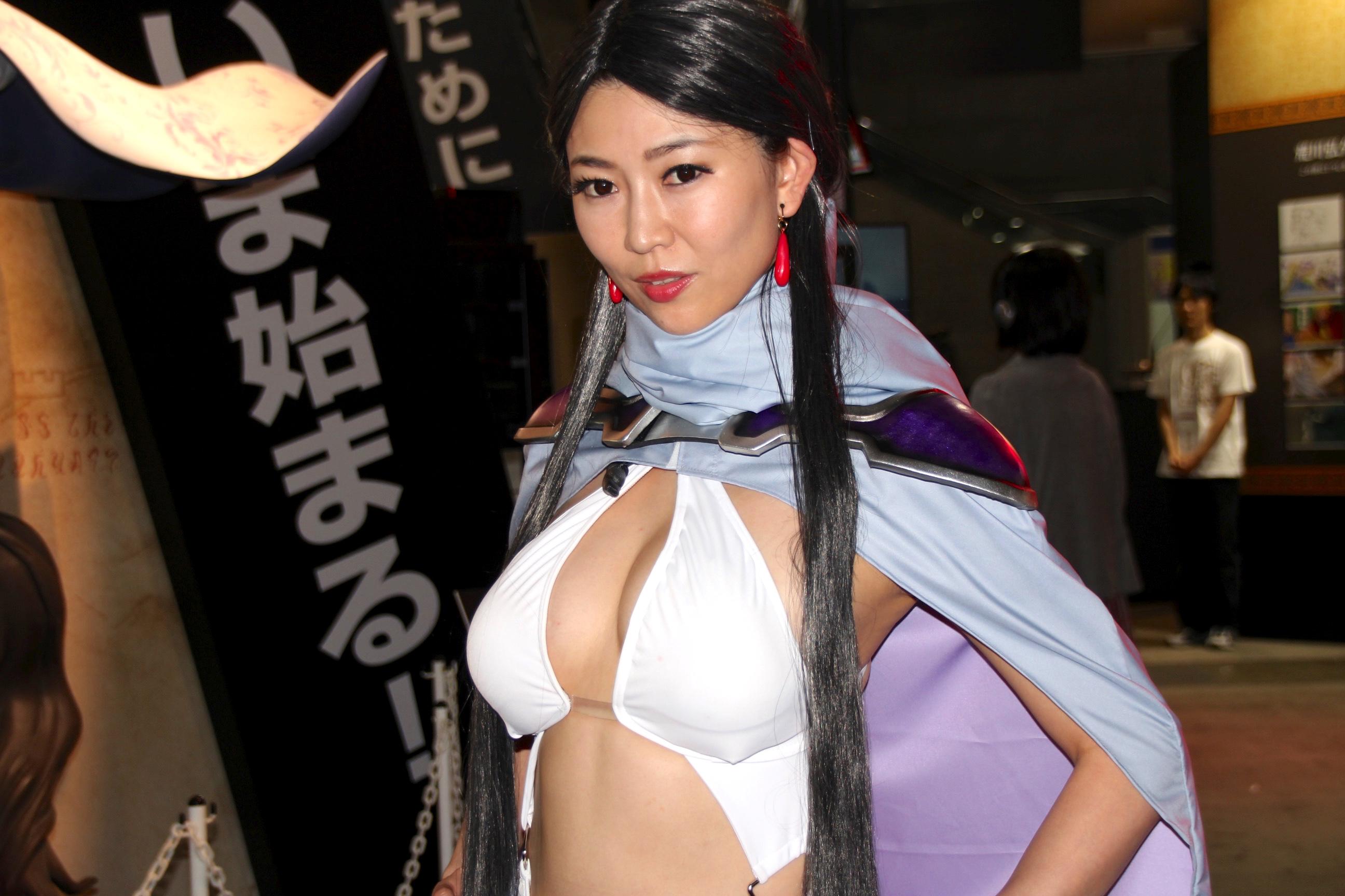 東京ゲームショウ2015 コンパニオンさん写真まとめ(DeNA、Ambition、コーエーテクモゲームス) #TGS2015