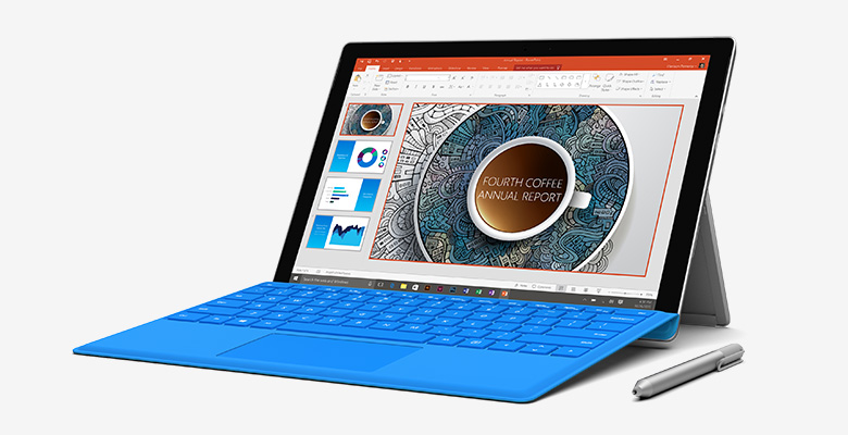 Surface Pro 4、対象モデルの購入でタイプカバーが無料でもらえるキャンペーンを9月30日まで実施