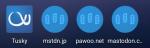 Mastodonの複数インスタンスに存在するアカウントを簡単に切り替える方法(Android編)