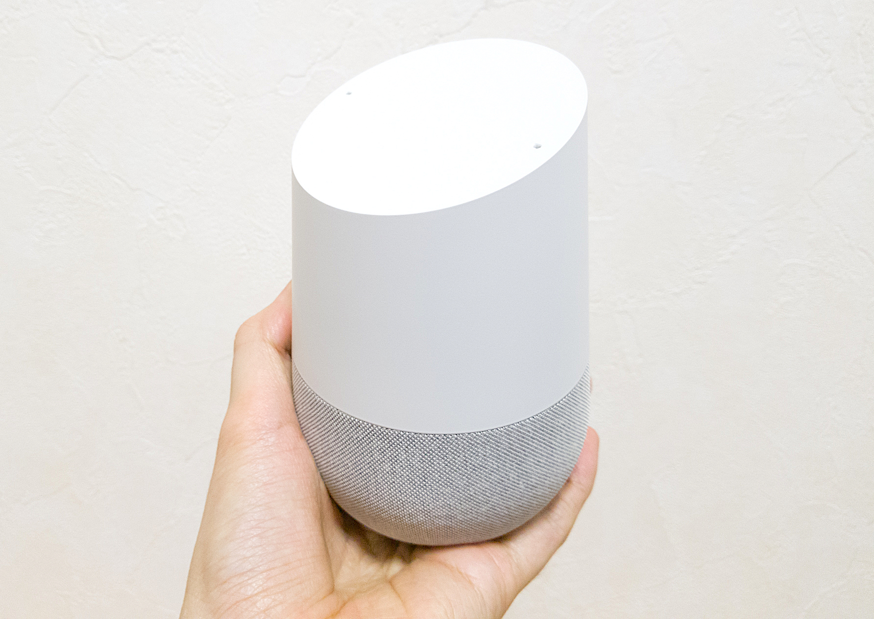 Google Home購入。なくても困らないけどあったらちょっと便利