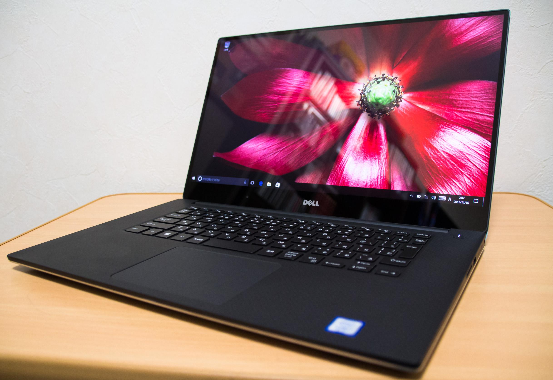 15.6インチ 4Kタッチディスプレイ搭載。ハイエンドノートPC『Dell XPS 15』ファーストインプレッション