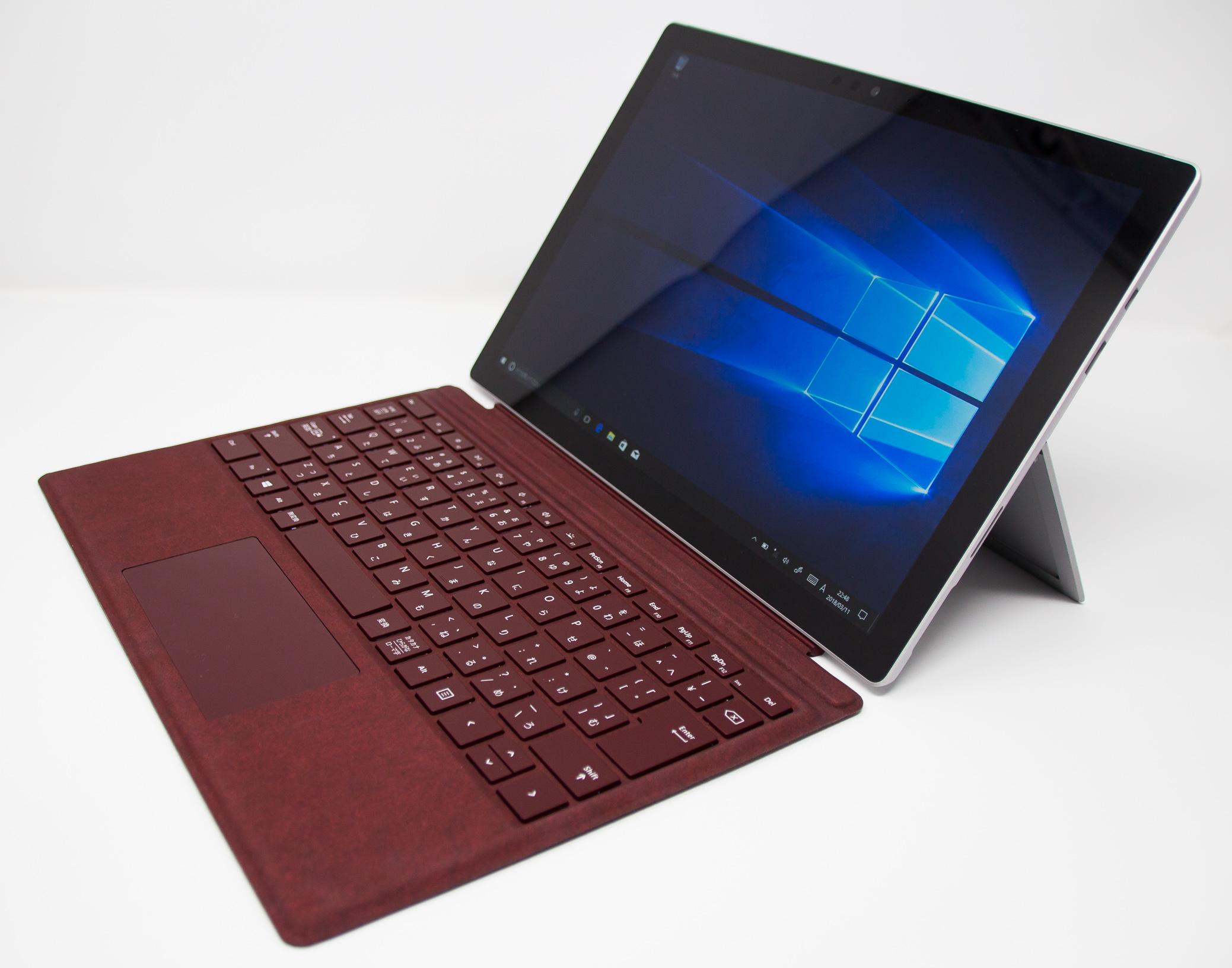 そろそろ買い替え時か?タイプカバーも進化した『Surface Pro (2017)』レビュー