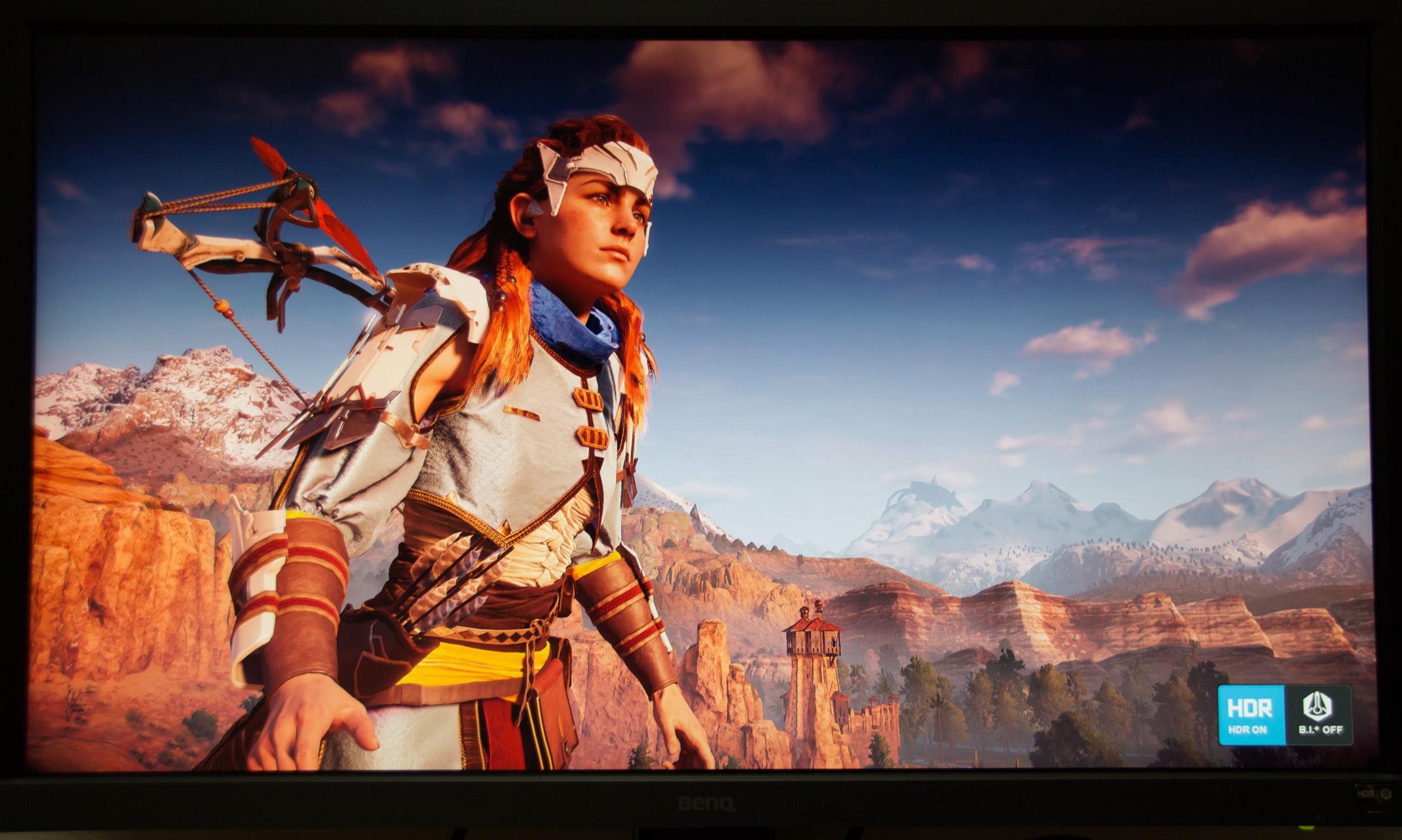 PS4 Proとの組み合わせが抜群!BenQ 4K HDRゲーミングディスプレイ『EL2870U』で色々ゲームをしてみた