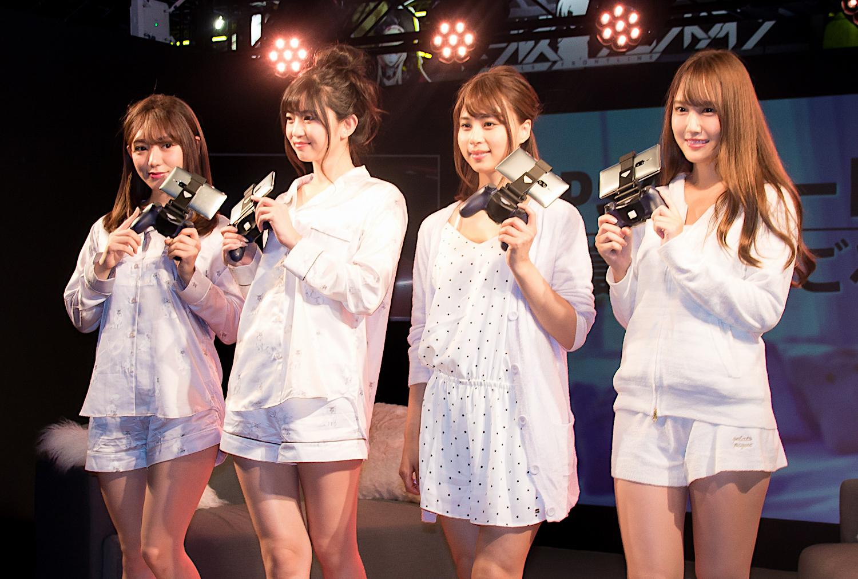 東京ゲームショウ2018 コンパニオンさん写真まとめ(Xperia) #TGS2018