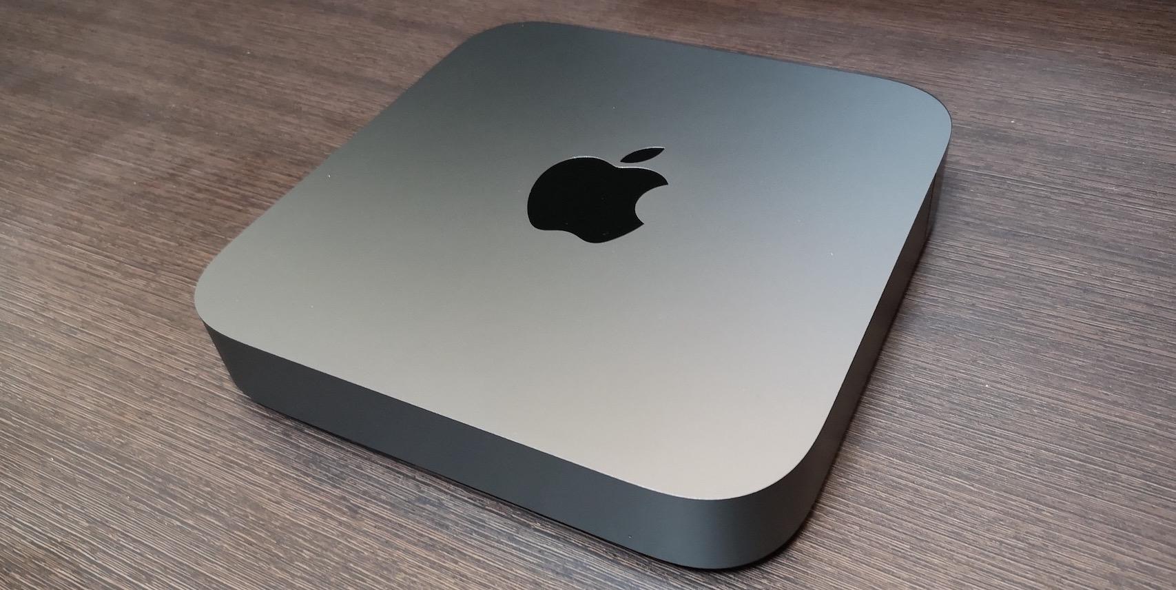 自宅用に省スペースなMac miniを。コスパの高い整備済製品という選択肢