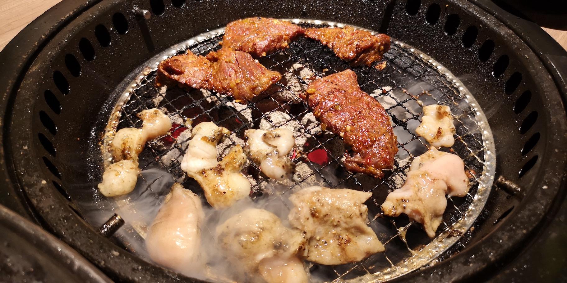 令和最初の「肉と日本酒」突然の石焼ビビンバ登場に脱帽