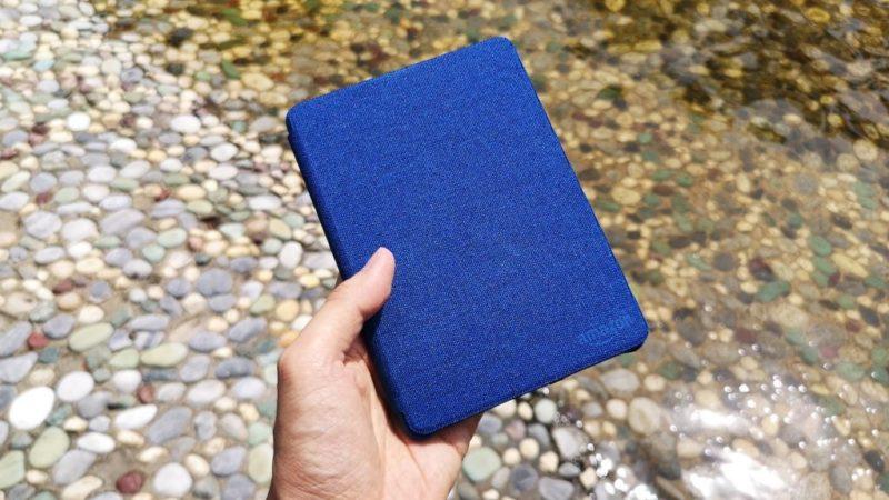 防水性能搭載で最強に。Kindle Paperwhite 2018(第10世代)レビュー