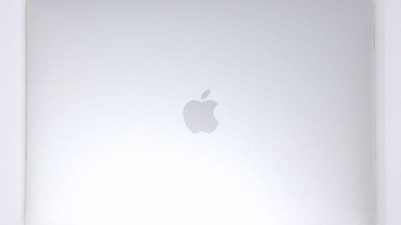 Macを初期化&macOSを再インストールして工場出荷時の状態に復元する時の手順メモ