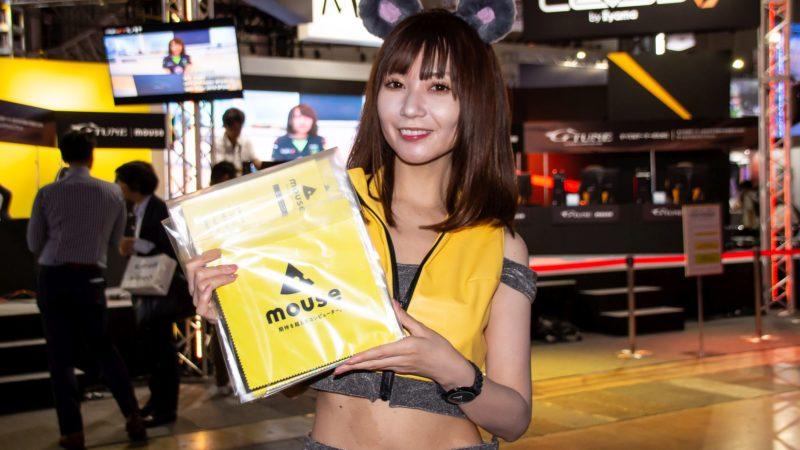 東京ゲームショウ2019 コンパニオンさん写真まとめ(マウス、ソフトギア、アイ・オー・データ) #TGS2019