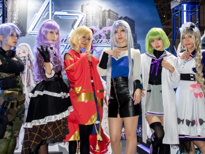 東京ゲームショウ2019 コンパニオンさん写真まとめ(YUNUO  GAMES、HyperX、GALAX) #TGS2019