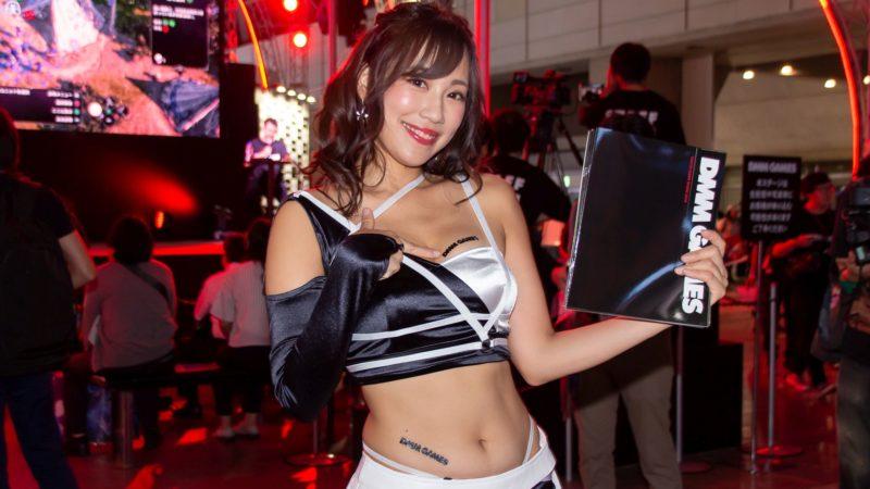 東京ゲームショウ2019 コンパニオンさん写真まとめ(DMM GAMES) #TGS2019