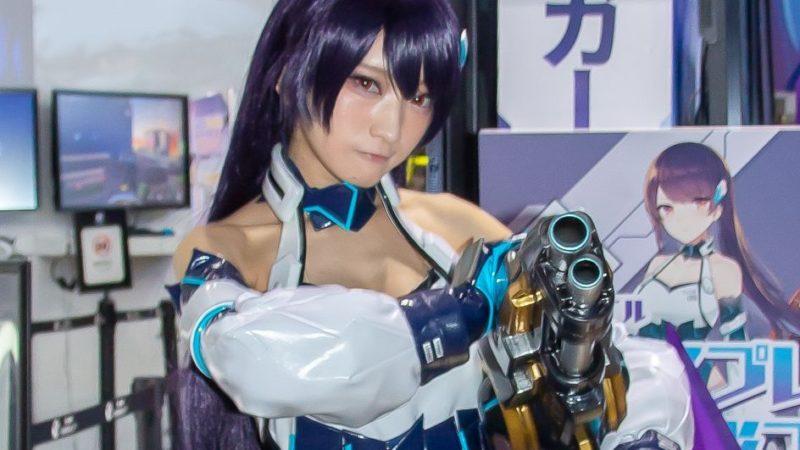 東京ゲームショウ2019 コンパニオンさん写真まとめ(ガルカフェ) #TGS2019
