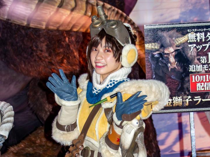 東京ゲームショウ2019 コンパニオンさん写真まとめ(コーエーテクモゲームス、CAPCOM) #TGS2019