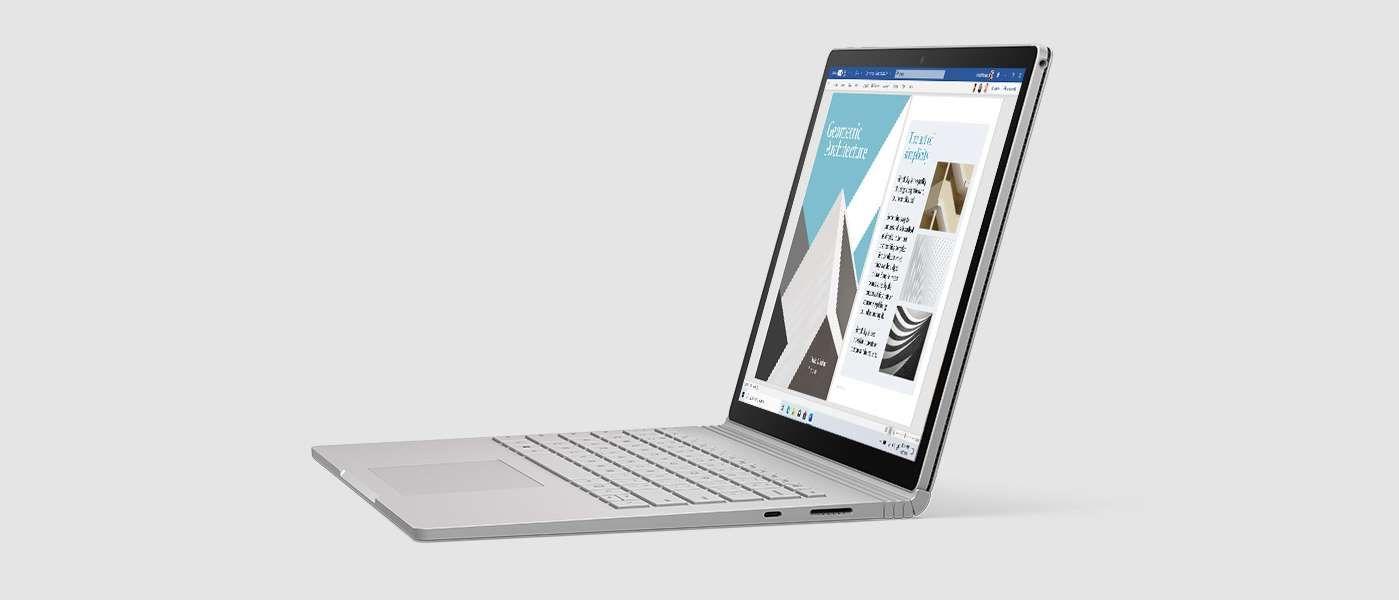 パフォーマンスが最大50%向上。Surface Book 3予約受付開始