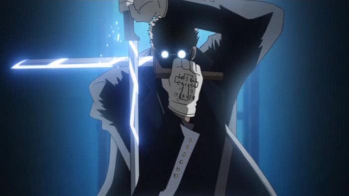 DAY17: 一番好きな敵『HELLSING』アンデルセン神父 #30DayAnimeChallenge