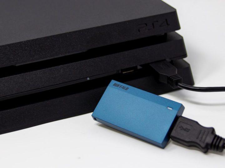 PS5が全然買えないのでPS4のストレージ増設した